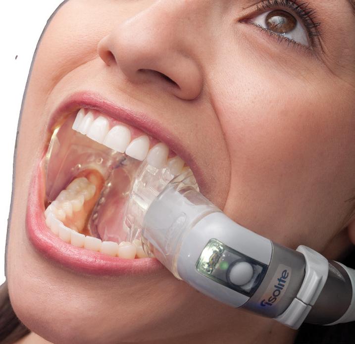 isolite dental equipment in practice