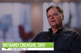 Richard Creaghe, DDS