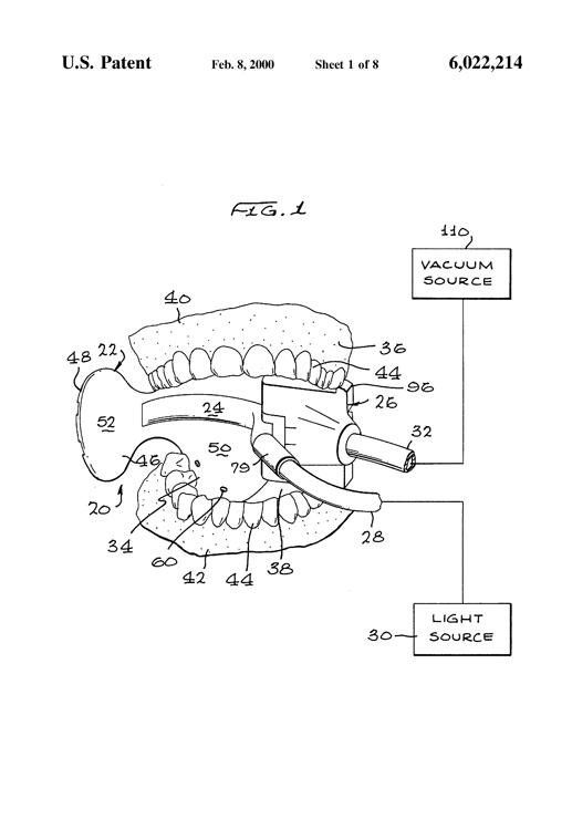 Isolite patent image