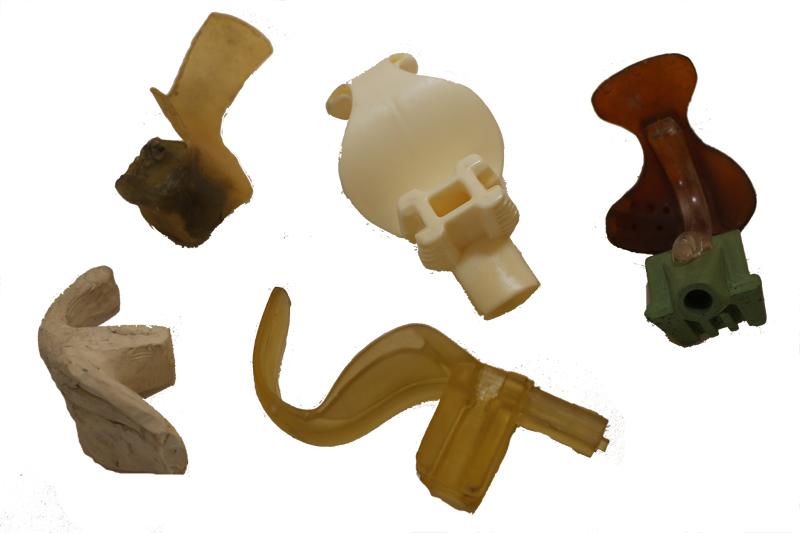 isolite prototype mouthpieces